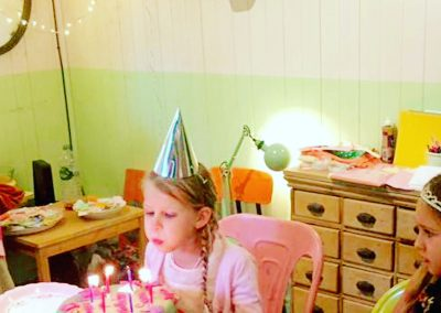 Birthday Girl, The Green Shed